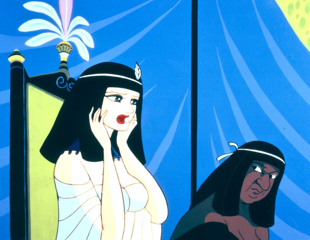 CLEOPATRA Is A Classic Erotic Animated Masterpiece