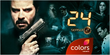 Anil Kapoor In Season 2 of '24' now on Colors