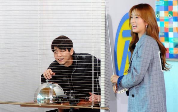 Running Man Ep 344: Choi Min Yong, Yoon Bomi As Guests
