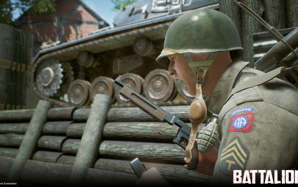 EGX Rezzed 2017 BATTALION 1944 WW2 Shooter Is A Must Have