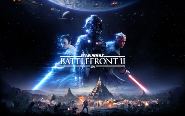 Star Wars™ Battlefront™ II Will Launch November 17, 2017 Worldwide