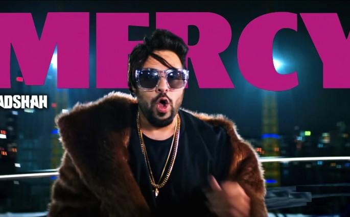 Badshah's MERCY 3rd Most Viewed YouTube Video Worldwide