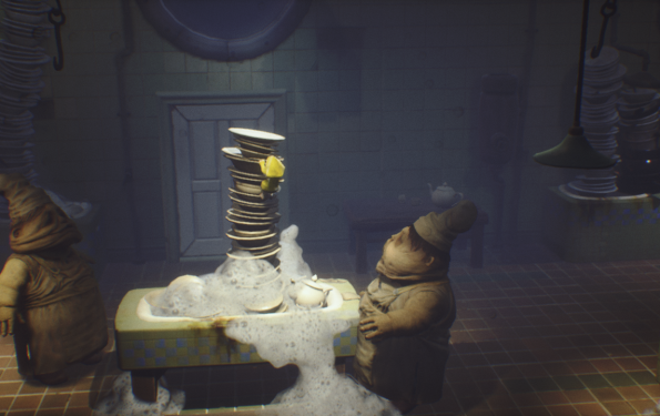 LITTLE NIGHTMARES COMPLETE EDITION ON NINTENDO SWITCH AVAILABLE TODAY