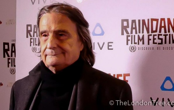 Jean Pierre Leaud Introduces M At The 26th Raindance Film Festival 2018